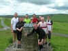At Ogilvie Cairn Harriers Social Run to Woll, Ashkirk