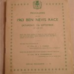 Ben Nevis 1963