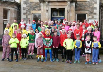 Christmas Relays @ Hawick Museum