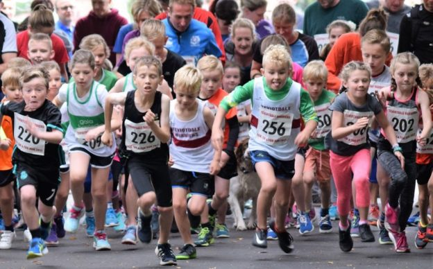 Teviotdale Harriers 10k, 5k & Fun Run