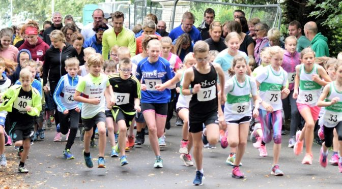 'Gala' day at Hawick 10k, 5k & Fun Run