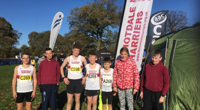Lindsays National XC Relays – Cumbernauld 2018