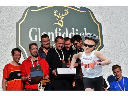 Three Cheers to Dramathon Runners
